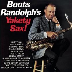 Boots Randolph - Boots Randolph's Yakety Sax!