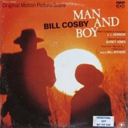 J.J. Johnson - Man And Boy (Original Motion Picture Score)