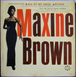 Maxine Brown - Maxine Brown Sings / Margie Anderson Sings