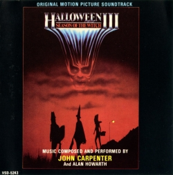 John Carpenter - Halloween III - Original Motion Picture Soundtrack
