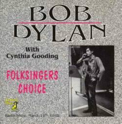 Bob Dylan - Folksingers Choice