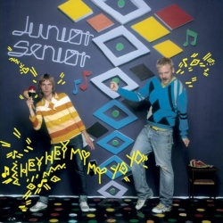 Junior Senior - hey hey my my yo yo