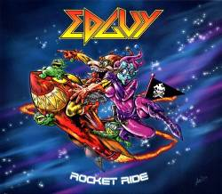 Edguy - Rocket Ride (Digibook)