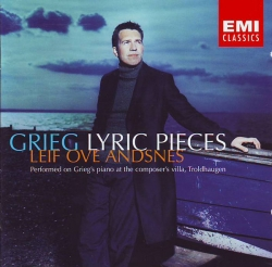 Edvard Grieg - Lyric Pieces