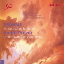 Johannes Brahms - Ein Deutsches Requiem