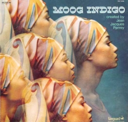 Jean-Jacques Perrey - Moog Indigo