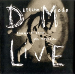 Depeche Mode - Songs Of Faith And Devotion / Live...