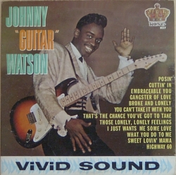 Johnny Guitar Watson - Johnny