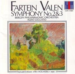 Aldo Ceccato - Symphony No. 2&3