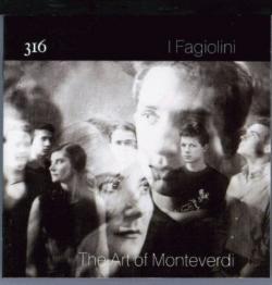 Claudio Monteverdi - The Art Of Monteverdi