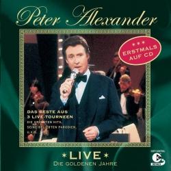 Peter Alexander - Live - Die goldenen Jahre