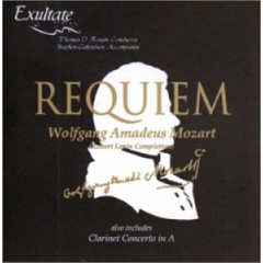 Wolfgang Amadeus Mozart - Requiem (Levin Completion)