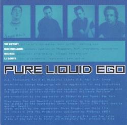 Aggression, The - Pure Liquid Ego
