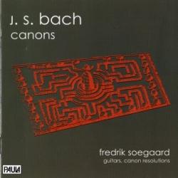 Johann Sebastian Bach - J.S.Bach Canons