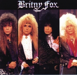 Britny Fox - Britny Fox + bonus tracks