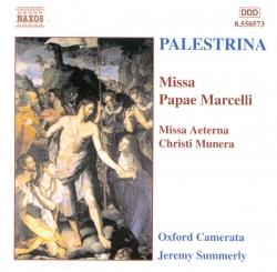 Oxford Camerata - Missa Papea Marcelli • Missa Aeterna Christi Munera