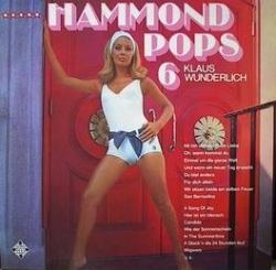 Klaus Wunderlich - Hammond Pops 6