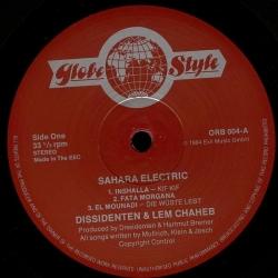 Dissidenten - Sahara Elektrik