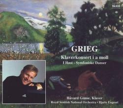 Edvard Grieg - Klaverkonsert I A Moll • I Høst • Symfoniske Danser