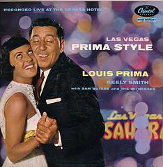Keely Smith - Las Vegas Prima Style