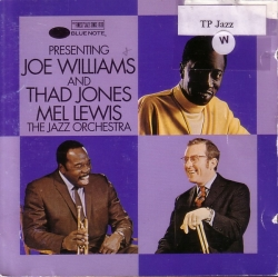 Joe Williams - Joe Williams And Thad Jones / Mel Lewis Orchestra