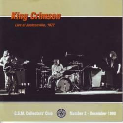 King Crimson - Live At Jacksonville, 1972