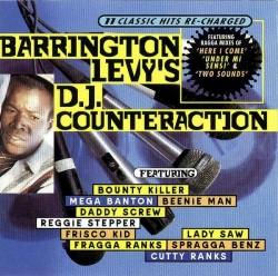 Barrington Levy - Barrington Levy's D.J. Counteraction