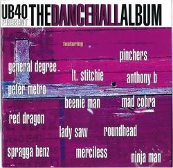 UB40 - Present The Dancehall Album