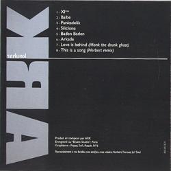 Ark - Keuhar