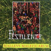 Pestilence - Malleus Malleficarum
