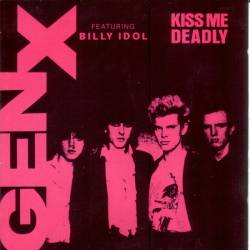 Billy Idol - Kiss Me Deadly