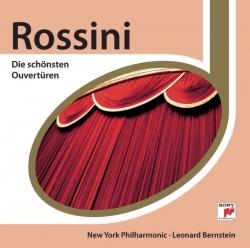 Leonard Bernstein - Rossini: Die schönsten Ouvertüren