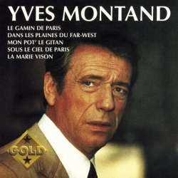 Yves Montand - Collection Gold