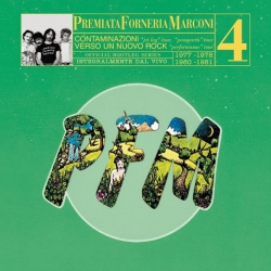 PFM - PFM 10 Anni Live Vol. 4 1977 - 1978 Jet Lag Tour/Passpartù Tour - 1980 - 1981 verso Un Nuovo Rock - Performance Tour