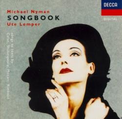 Michael Nyman - Songbook