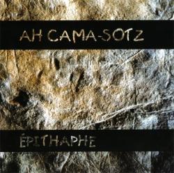 AH CAMA-SOTZ - Épithaphe