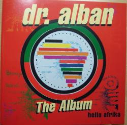 Dr. Alban - Hello Afrika - The Album (2nd Edition)