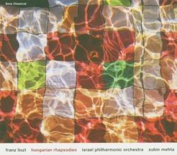 Zubin Mehta - Liszt: Hungarian Rhapsodies