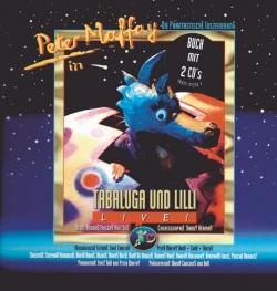Peter Maffay - Tabaluga und Lilli - Live/Doppel-CD mit Buch