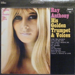 Ray Anthony - Ray Anthony, His Golden Trumpet & Voices,