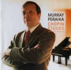 Murray Perahia - Études Opus 10, Opus 25