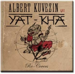 Albert Kuvezin - Re-Covers