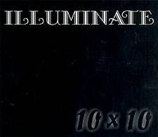 Illuminate - 10x10 - Black