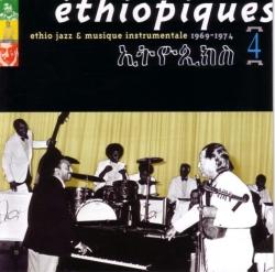 Mulatu Astatke - Ethiopiques 4 : Ethio Jazz & Musique Instrumentale