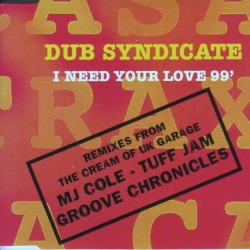 Dub Syndicate - I Need Your Love '99