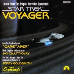 Jerry Goldsmith - Star Trek: Voyager (Music From The Original Television Soundtrack)