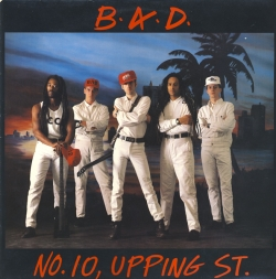 Big Audio Dynamite - No. 10 Upping St.