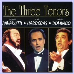 Luciano Pavarotti - The Three Tenors