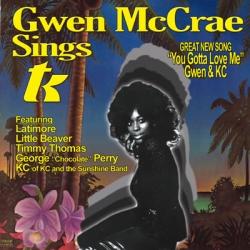 Gwen McCrae - Gwen McCrae Sings TK