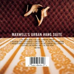 Maxwell - Maxwell's Urban Hang Suite